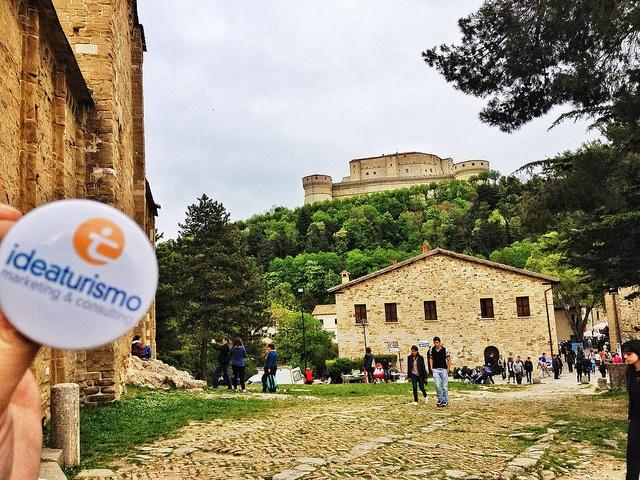 Ideaturismo @ rocca di San Leo by Idea Turismo, maggiori info su: www.bit.ly/JpJr8U    #ConflictofPinterest
