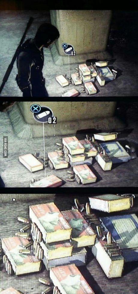 Video game logics