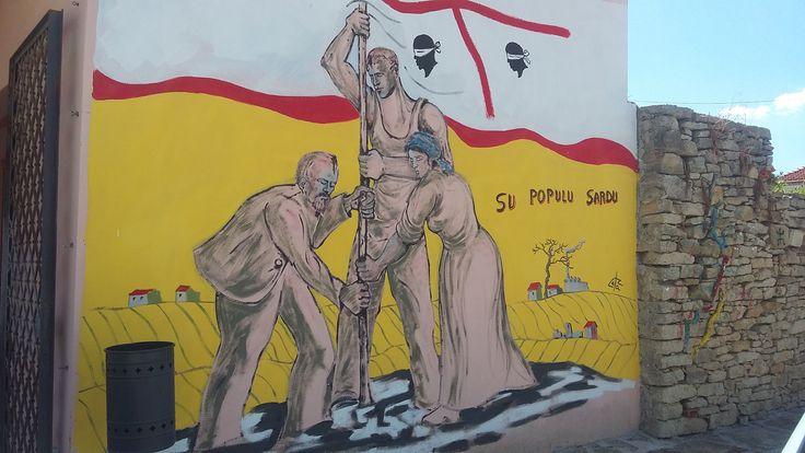 Murales di Villamar