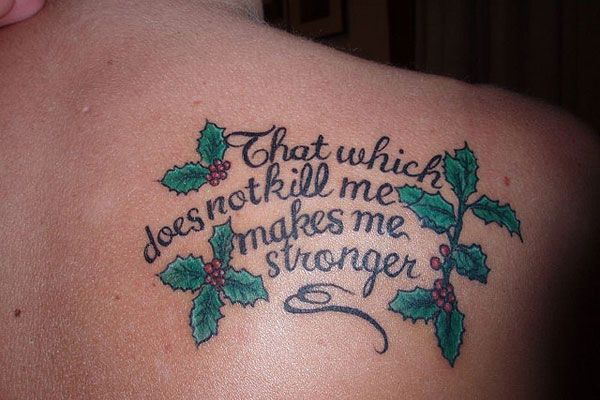 My Favorite Tattoo