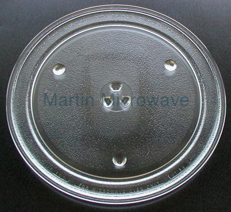 Daewoo Microwave Glass Turntable Plate / Tray 12 3/4 441X335A10 by ewave