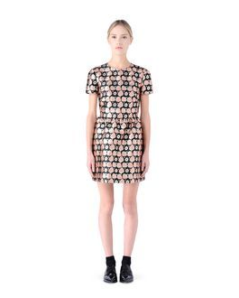Are you looking for REDValentino Women Strawberry Jacquard Dress? Discover all the details at the official store and shop online: fast delivery and secure payments.