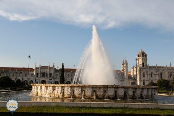 Lisboa Cool - Visitar - Mosteiro de Jerónimos