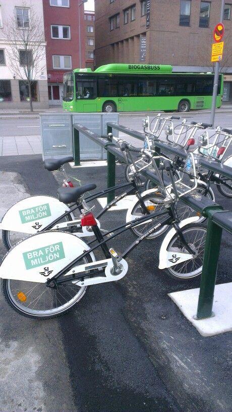 Sustainable Uppsala transport