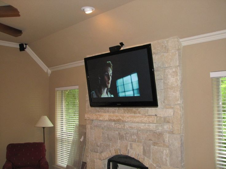 Top 25 Best Wall Mounted Tv Ideas On Pinterest Mounted