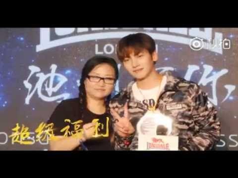 Ji Chang Wook - Lonsdale Signing Session in Hang Zhou 20160618 - YouTube