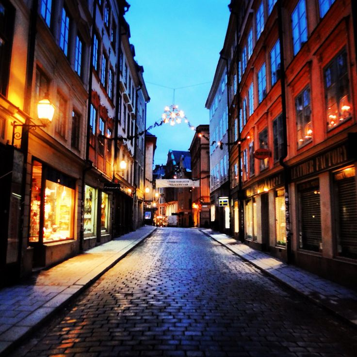 Stockholm, Sweden http://pigkouinos.blogspot.gr/2013/12/gamla-stan.html