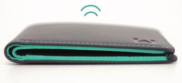 a smart wallet #Walli #iot #ctband