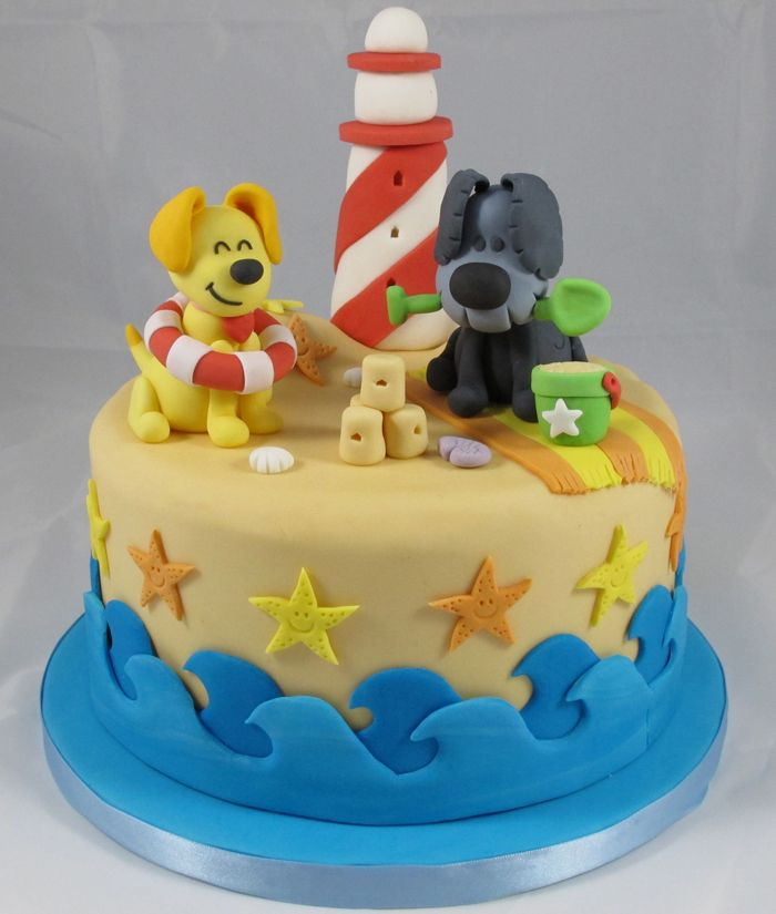Woezel & Pip @ the beach by Cake, Bake and Love