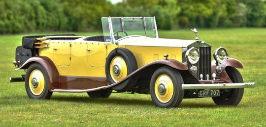 1933 Rolls-Royce Phantom II Tourer