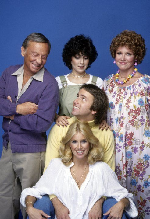 Still of John Ritter, Norman Fell, Suzanne Somers, Joyce DeWitt and Audra Lindley in Three's Company (1977)