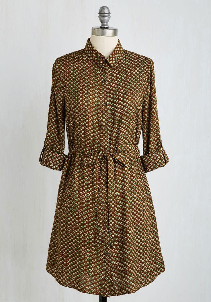 Road Trip Reunion Dress, #ModCloth
