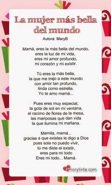 Poesias del dia de la madre 6