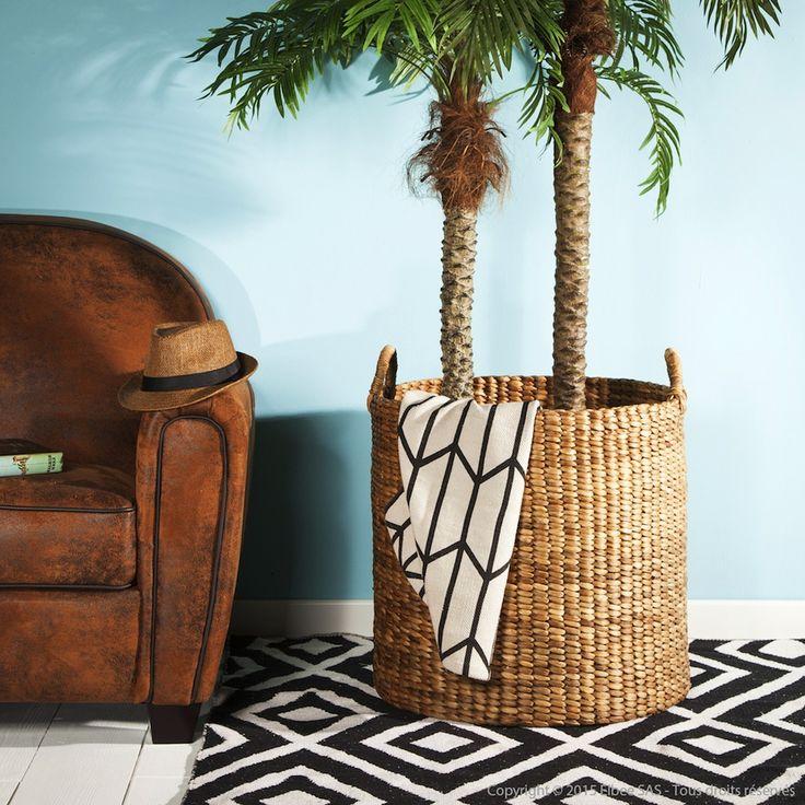 urban jungle panier cache pot plante le blog d co de mlc. Black Bedroom Furniture Sets. Home Design Ideas