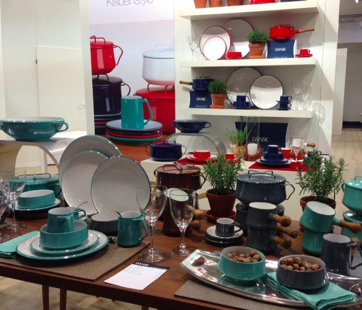 Kobenstyle dinnerware and cookware! //.maxwellsilverny.com/Dansk & 9 best Inspiration from design trade fairs images on Pinterest ...