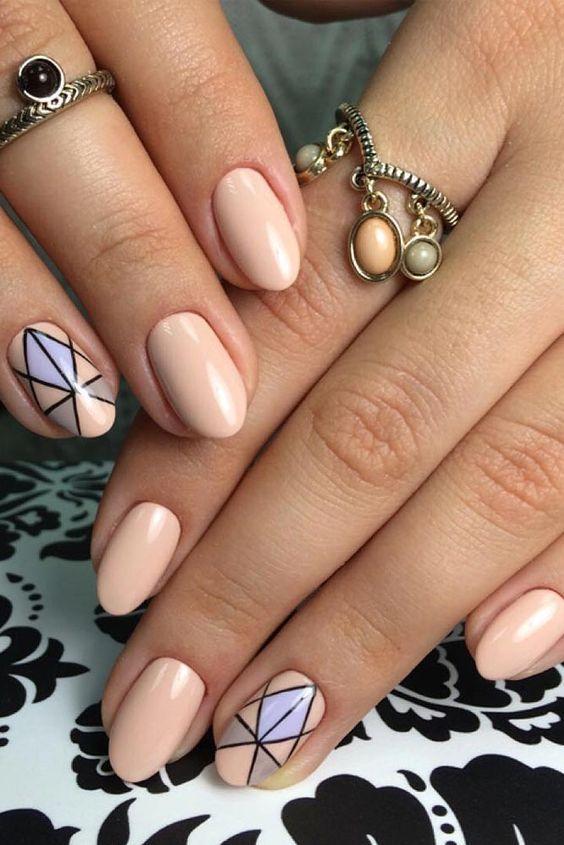33 Fresh Summer Nail Designs for 2017