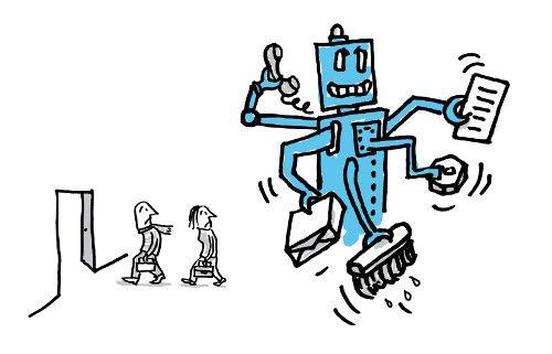 robotisering van beroepen