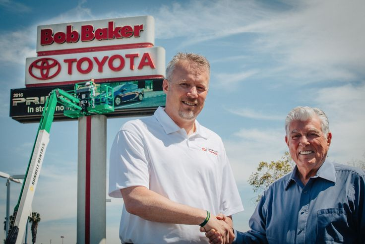 Bob Baker Toyota is now Greg Miller Toyota! We're located at 6800 Federal Blvd Lemon Grove, CA