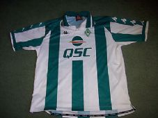 2000 2001 Werder Bremen Football Shirt Adults XL Trikot Top Jersey