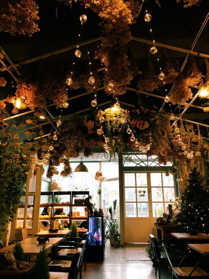 Welcome to Arriate, a small escape from the neon lights and crowds of Gangnam. While Seoul's latest trendy cafes feature critters like raccoons, turtles, and fish, I prefer the quiet urban oasis that is a flower cafe. Not only can you get a latte and lounge with the flowers all day, you c