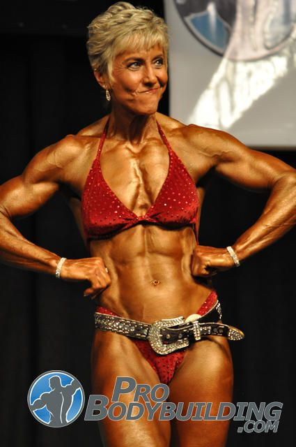Amateur submitted female bodybuilding pic