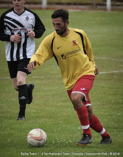 Selby Town 1 - 2 Northallerton Town (Friendly) https://www.flickr.com/photos/cliffefc/sets/72157668070492594 via cliffefc.com