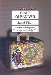 Okładka książki Biały oleander