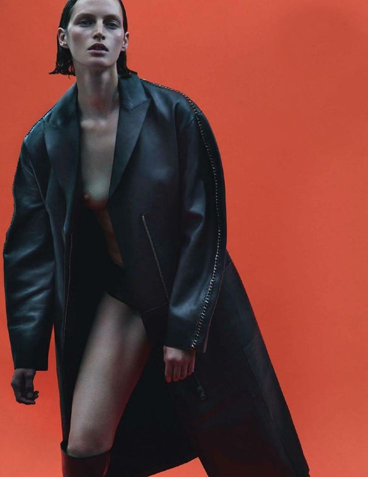 La fievre Grunge (Vogue Paris)