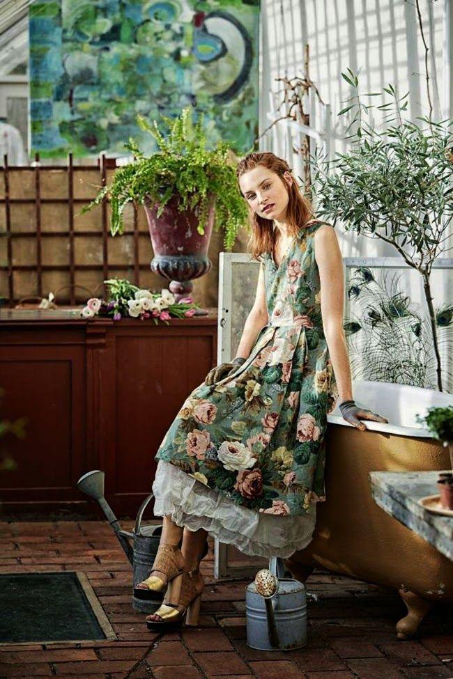Z potrzeby piękna....piękne domy, mieszkania i aranżacje.: POWER OF FLOWERS