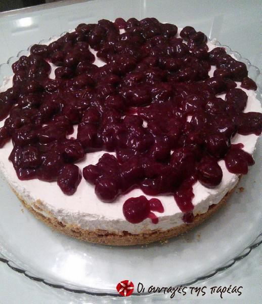 Απίθανο Cheesecake #sintagespareas