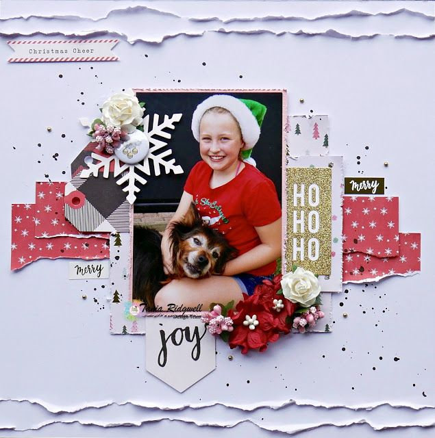 Tania's Creative Space: Shop and Crop January DT Shares - Fun with the November Card Kit........