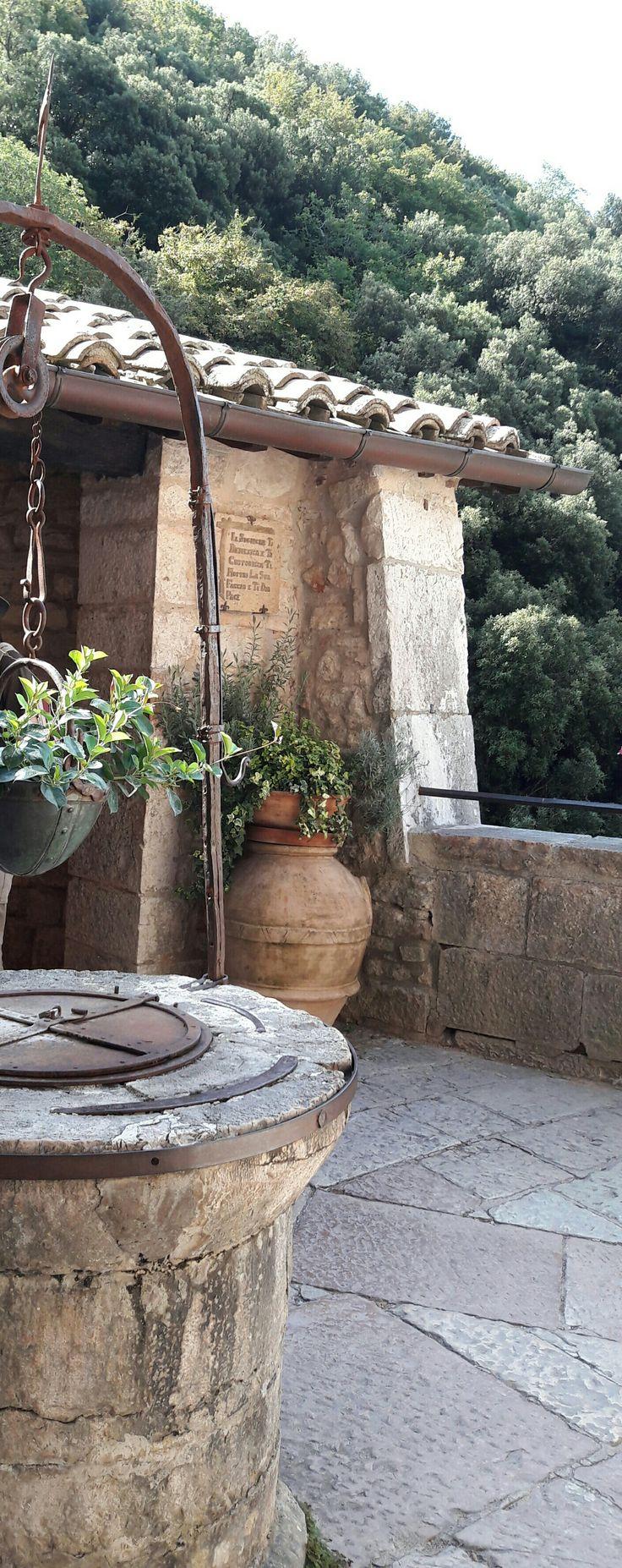 Eremo delle Carceri, Assisi.