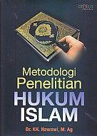Metodologi Penelitian Hukum Islam.Nawawi