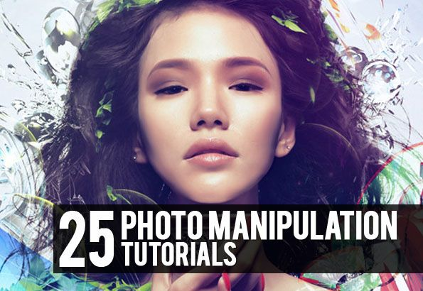 Photoshop Photo Manipulation Tutorials – 25 Top Examples