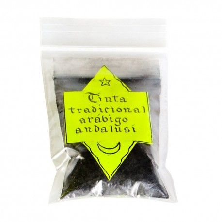 Tinta Tradicional - Arábigo - Andalusí - 25 g