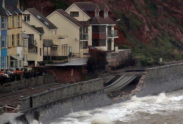 Dawlish storm damage 16 | Flickr - Photo Sharing!