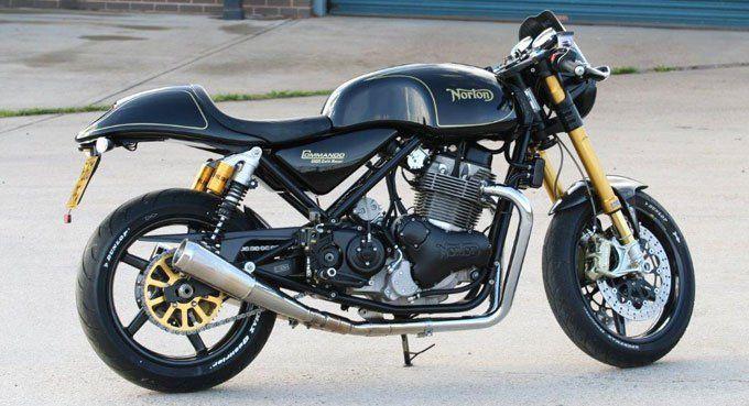 #Norton Commando 961