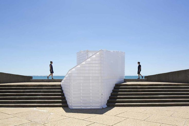 Gallery - Earth, Air, Water and Blurred Boundaries at La Festival des Architectures Vives 2015 - 6