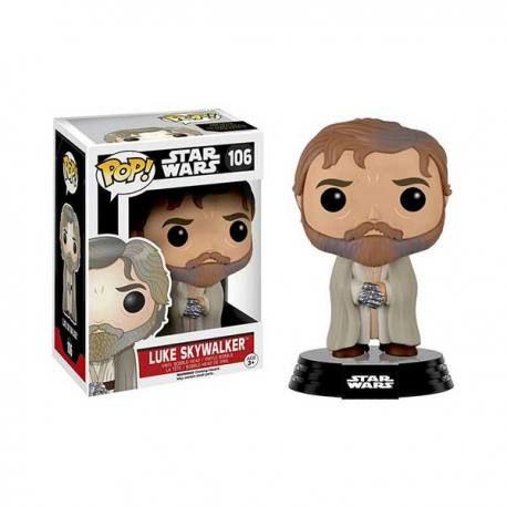 Figura Funko Pop Star Wars Luke Skywalker - Episodio VII