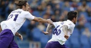Juan Vargas lleva cuatro goles en esta temporada en la Serie A. (Reuters)