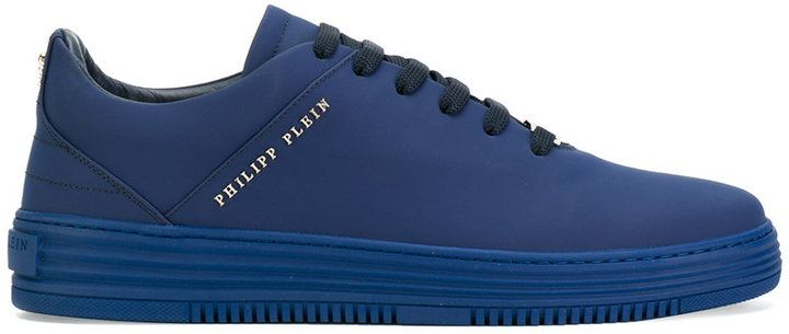 Philipp Plein lace-up sneakers