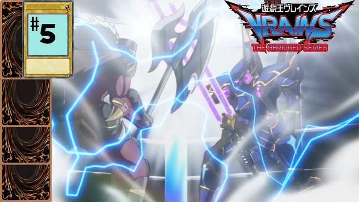 Yu-Gi-Oh Vrains The Abridged Series Episode 5: The Big One