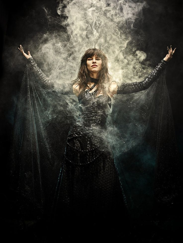 EMERALD CITY -- Season: 1 -- Pictured: Ana Ularu as West Witch -- (Photo by: Michael Muller/NBC)