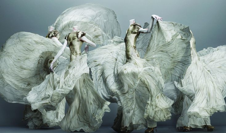 Alexander McQueen: Savage Beauty | The Metropolitan Museum of Art, New York- I would have killed to see this!