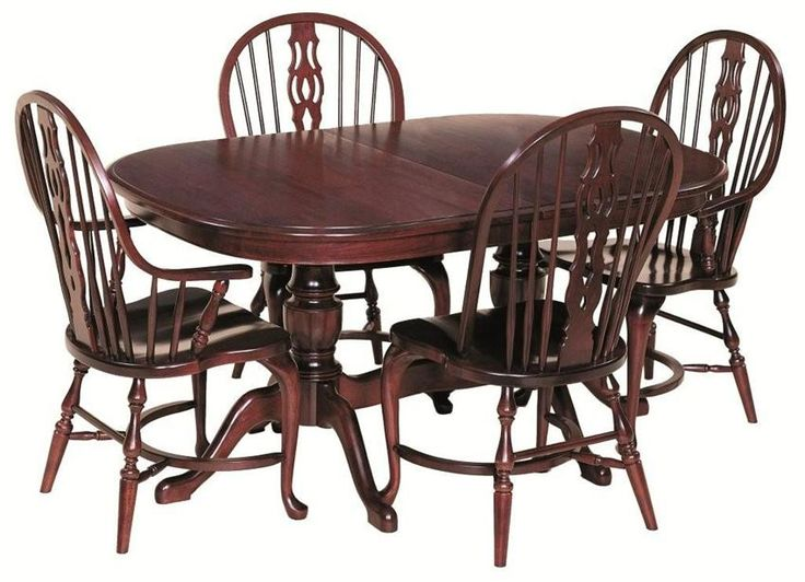 Amish Regent Windsor Dining Chair