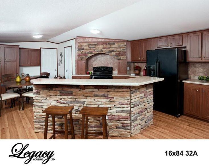 Single Wide Mobile Home Interiors | 16x84 32A SINGLE WIDE MOBILE HOME provided by LEGACY MOBILE HOMES ...