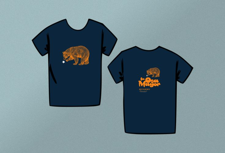 Camisetas para La Osa Mayor, Restaurárte