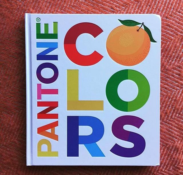 pantone color book for babies and kids in hard cover or board book great way to introduce your littles to great color and design - Pantone Color Book