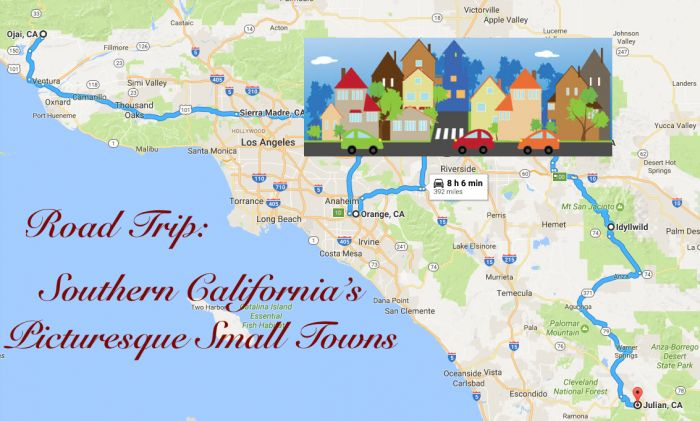 372 best images about california on pinterest parks for Small towns in southern california