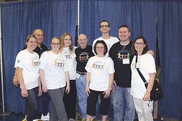 Technicians On a Mission: 87 Partials in 20 Hours: Annual Labor of Love For Connecticut Lab